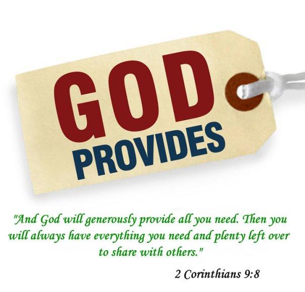 God Provides ENG