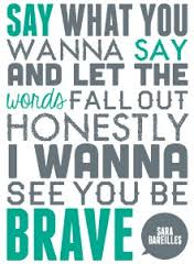 brave lyric